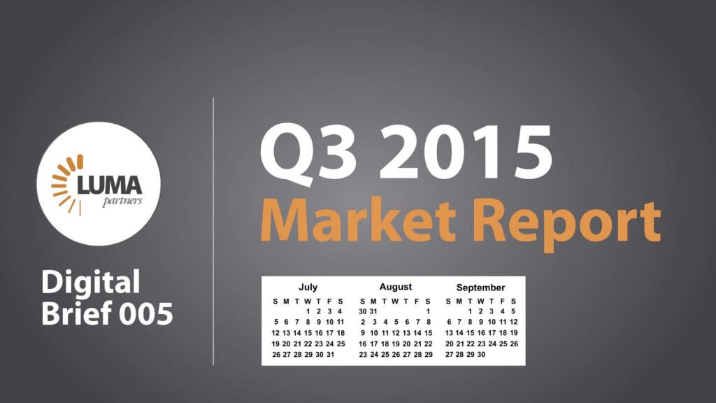 Digital Brief Market Report 2015 Q3 V4 (1)