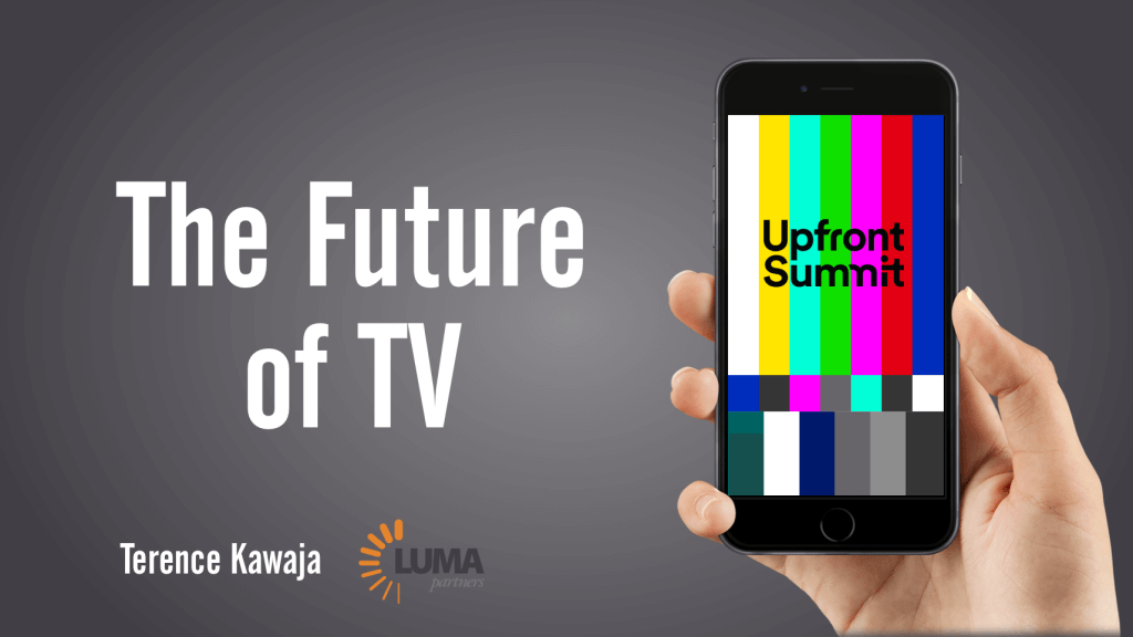 LUMA Upfront Summit 2016 FINAL